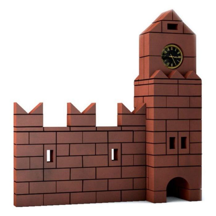 Конструктор из кирпичиков Brickmaster Кремль - 136 деталей