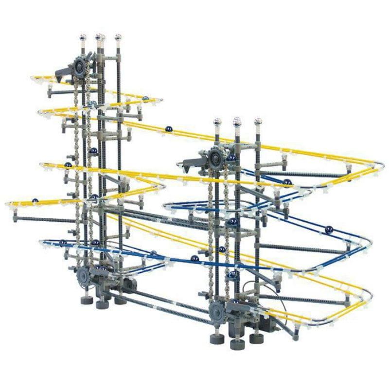 Конструктор Executivity Spring bend twin tower - 920 деталей