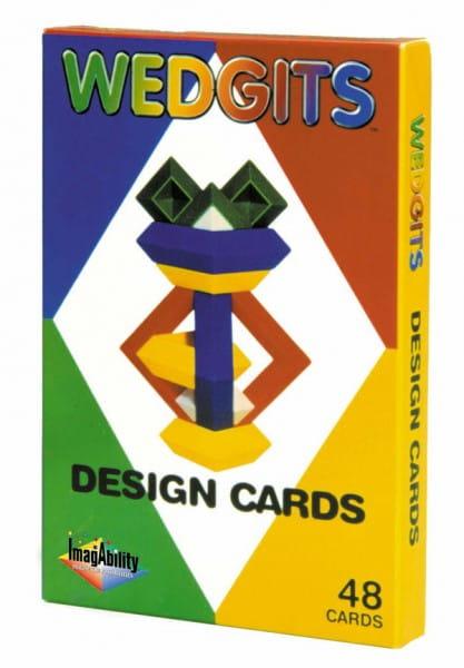 Карточки с заданиями Wedgits Junior design