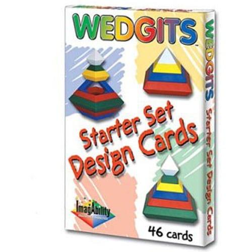 Карточки с заданиями Wedgits Advanced Junior design
