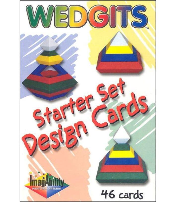 Карточки с заданиями Wedgits 300032 Advanced Junior design
