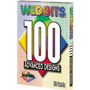 Карточки с заданиями Wedgits Starter design