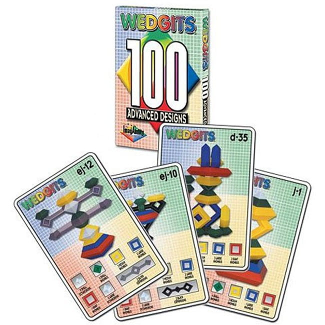 Карточки с заданиями Wedgits 300033 Starter design