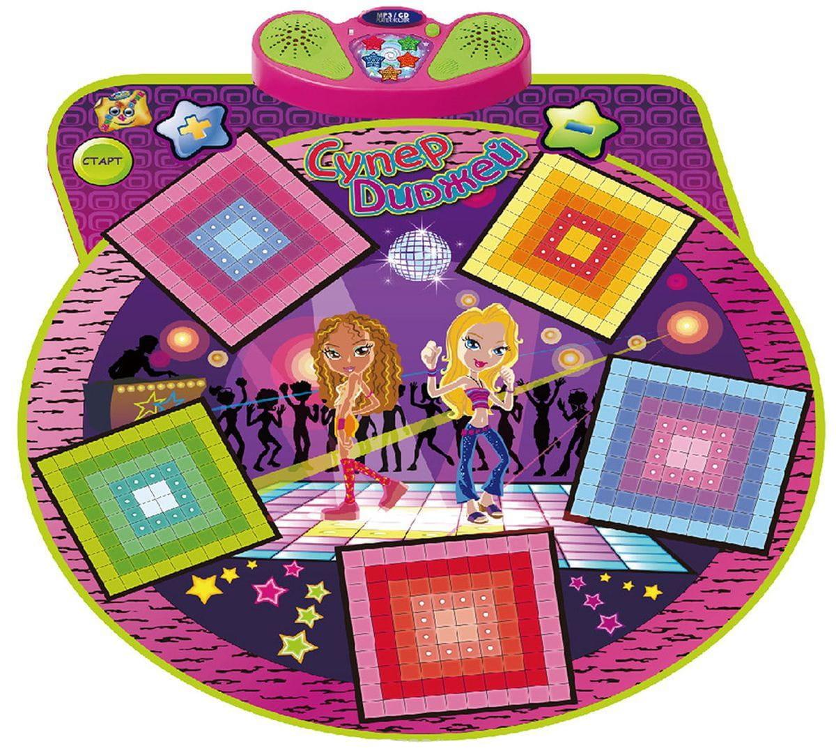Звуковой коврик Знаток Супердиджей - Другие интерактивные игрушки