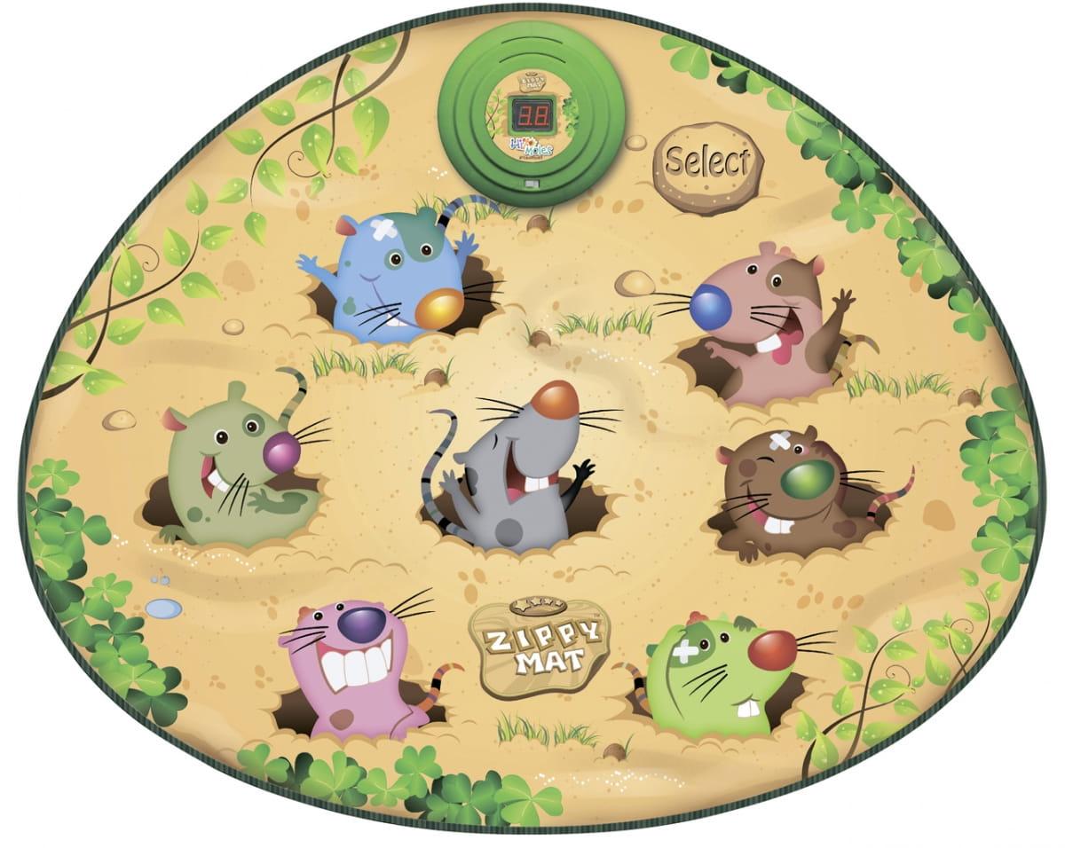 Звуковой коврик Знаток Забавные Кроты - Другие интерактивные игрушки