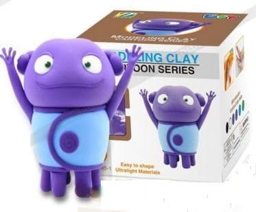 Купить Набор пластилина Bonnie Був О в интернет магазине игрушек и детских товаров