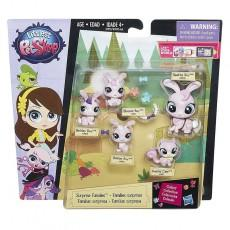 Игровой набор Littlest Pet Shop Большая семейка (Hasbro)
