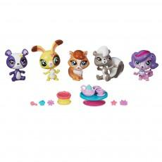 Игровой набор Littlest Pet Shop Мини-набор (Hasbro)