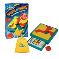 Головоломка-игра ThinkFun Уголки Shape by Shape