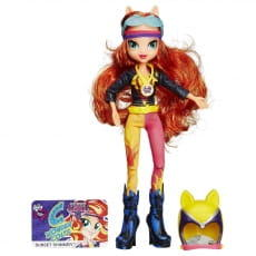 Кукла My Little Pony Equestria Girls Спорт Вондеркольты Сансет Шиммер (Hasbro)
