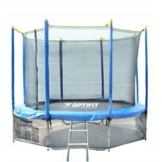 Батут Optifit Like Blue 14FT - 14 футов