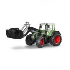 Трактор Bruder Fendt Favorit 926 Vario с погрузчиком