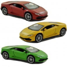 Машинка Welly Lamborghini Huracan LP610-4 1:24
