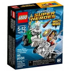 Конструктор Lego Super Heroes Mighty Micros Лего Супер Герои Майти Микро Чудо-женщина против Думсдэя