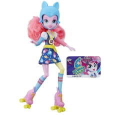 Кукла My Little Pony Equestria Girls Спорт Вондеркольты Пинки Пай (Hasbro)