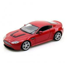 Машинка Welly Aston Martin V12 Vantage 1:24