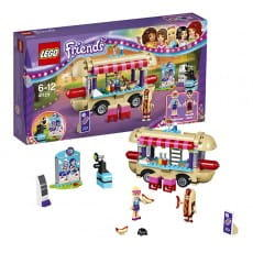 Конструктор Lego Friends Лего Подружки Фургон с хот-догами