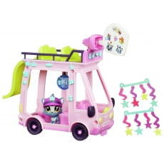 Игровой набор Littlest Pet Shop Автобус (Hasbro)
