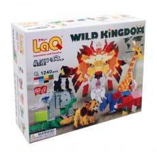 Конструктор LaQ Wild Kingdom - 1240 деталей