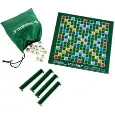 Настольная игра Mattel Scrabble Travel Refresh