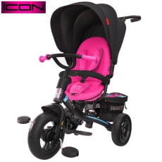 Трехколесный велосипед Icon Evoque New Stroller by Natali Prigaro Eva - Glamour Opal