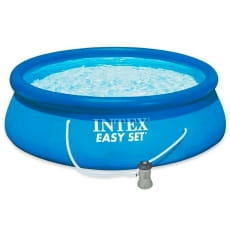 Надувной бассейн Intex Easy Set 396х84 см