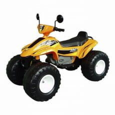 Квадроцикл Chien Ti Jet Runner Big Beach Racer - оранжевый