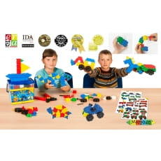 Конструктор Morphun Junior Construction Set (200 деталей)