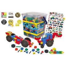 Конструктор Morphun Jumbo Vehicles Set (280 деталей)