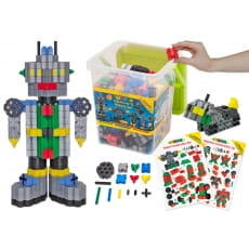 Конструктор Morphun Advanced 12 Robot Set (465 деталей)