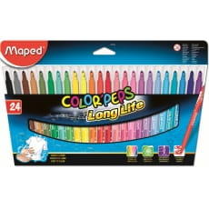 Фломастеры Maped Colorpeps - 24 цвета