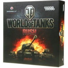 Настольная игра Hobby World World of Tanks Rush