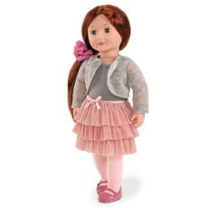 Кукла Our Generation Dolls Айла в стильной одежде - 46 см