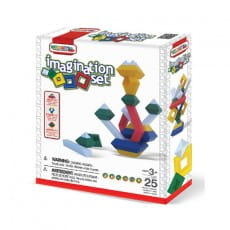 Конструктор Wedgits Imagination set - 25 деталей